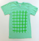 Aam green grid adult