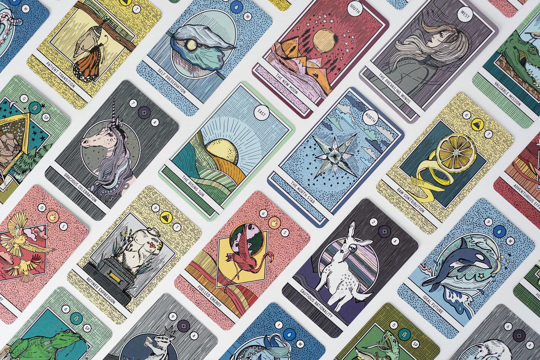 Inqust deck