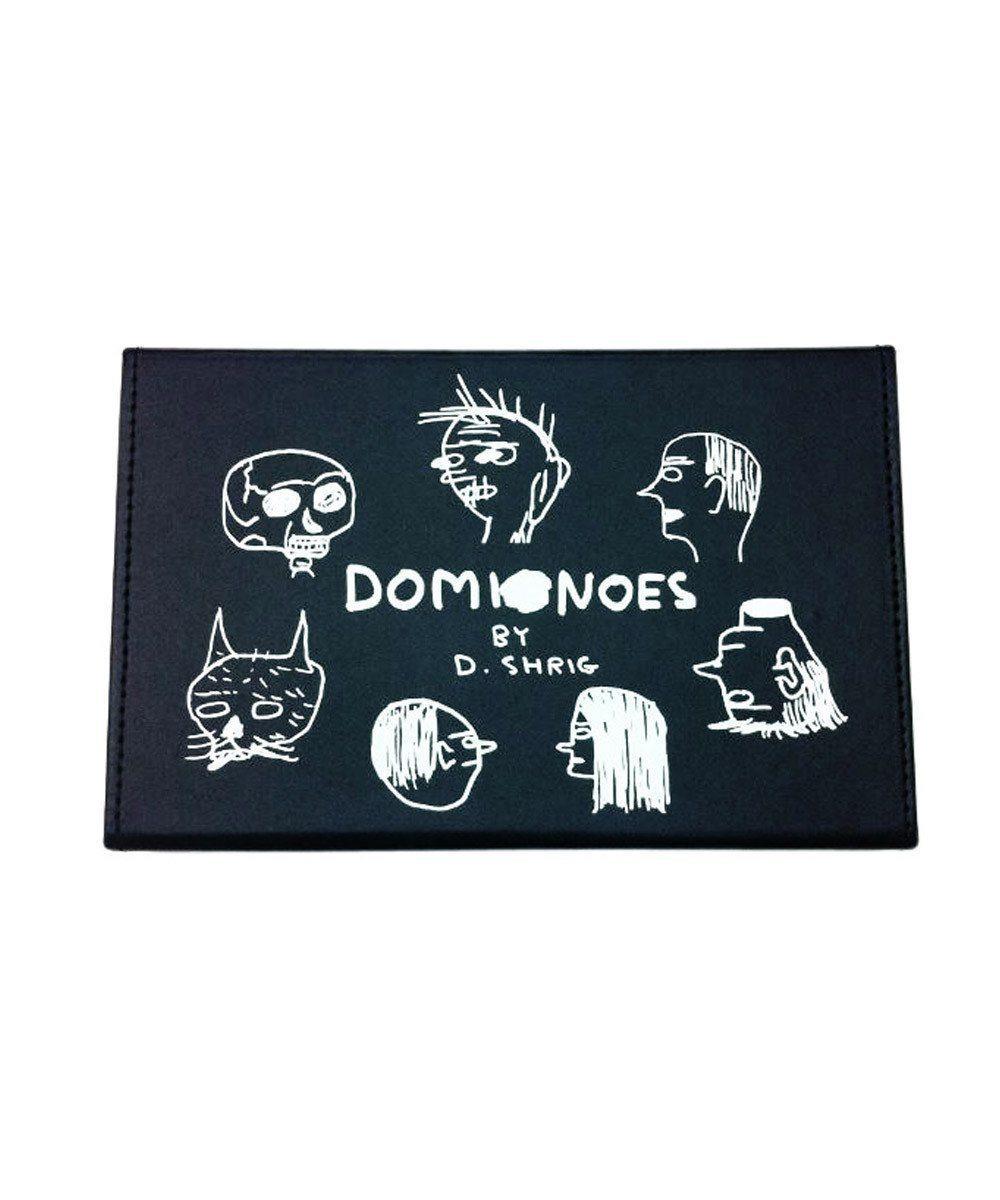 David shrigley dominoes