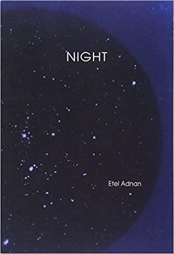 Etel adnan night