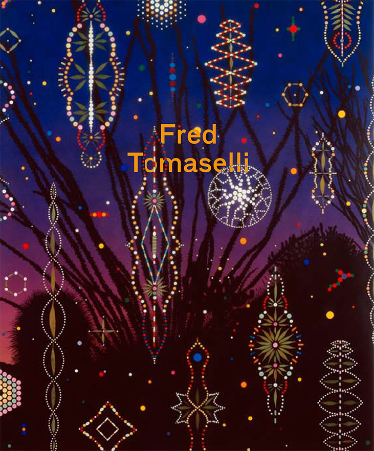 Fred tomaselli frontcover