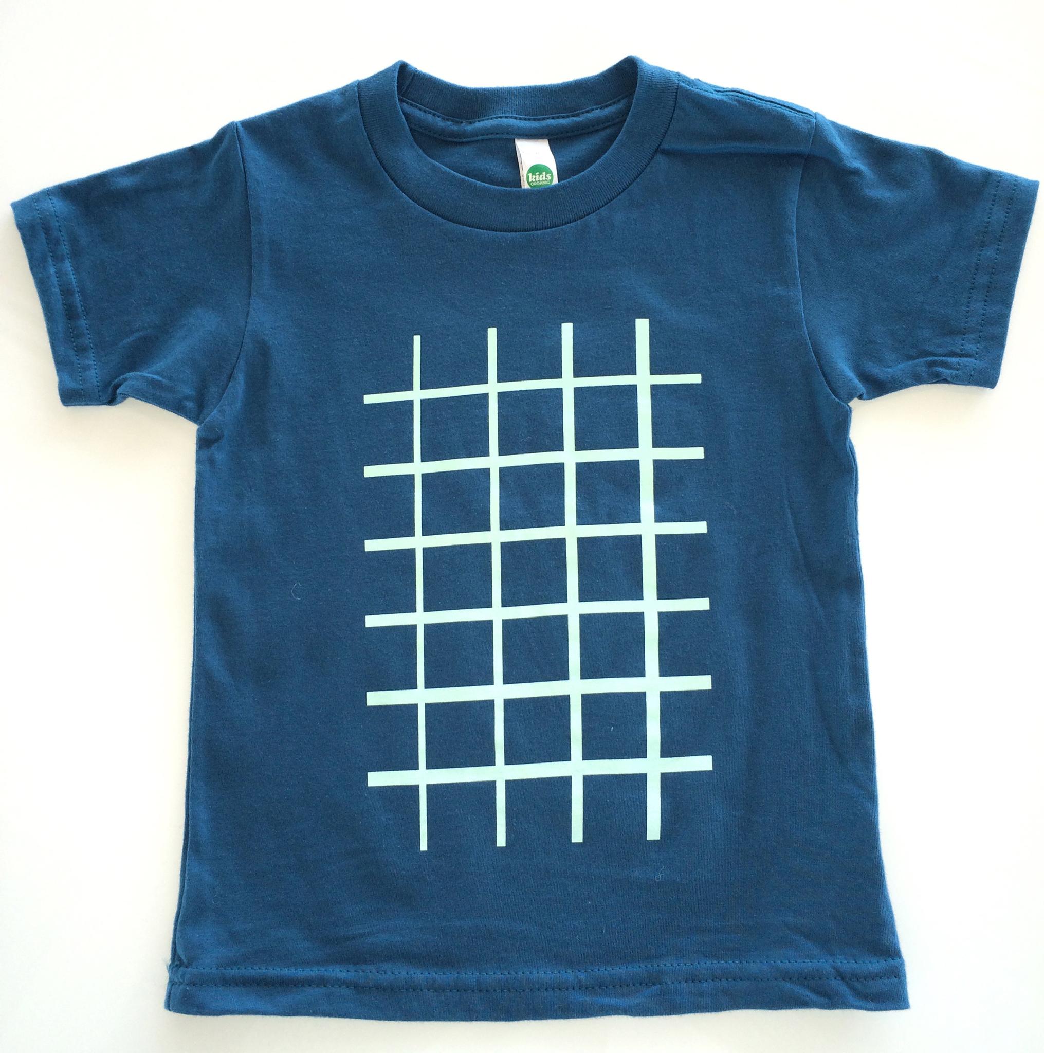 Toddler grid on galaxy